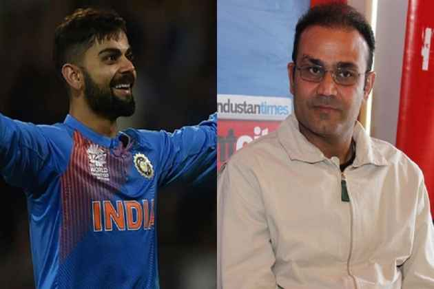Virender Sehwag Slams Virat Kohli's Team Selection, Tells Skipper To 'Drop Himself'