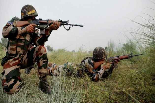Indian Army guns down five Jaish-e-Mohammed terrorists in Kashmir