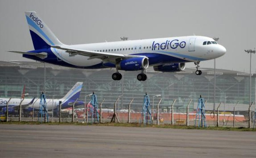 Indigo flight takes off 25 min before schedule, leaves passengers behind