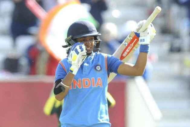 Railways Stumps Cricket Star Harmanpreet Kaur With 5-Year Bond