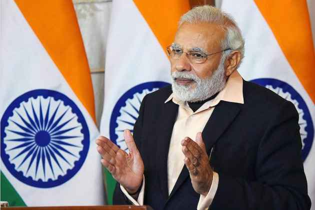 Don't evaluate me only on demonetisation and GST, says PM Modi