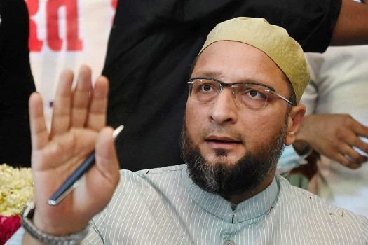 PM Wants To Take Credit Everywhere, Male Guardian Requirement For Haj Scrapped Long Ago, Says Owaisi