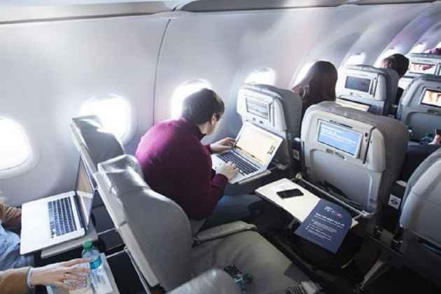 Trai Gives Green Signal To Access Mobile And Internet Services On Flights