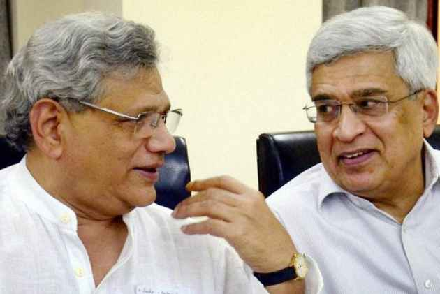 Karat prevails over Yechury: CPM rejects alliance with Congress in 2019