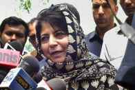 Our Borders Are Witnessing A Bloodbath, Says J&K CM Mehbooba Mufti