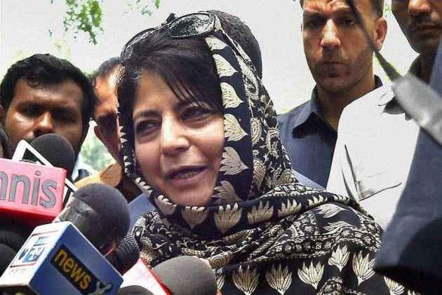 Mehbooba Mufti urges PM Modi, Pak to ensure peace