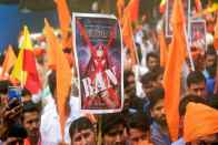 Ahead Of Padmaavat's Release, Security Beefed Up In Delhi, Rajasthan, Gujarat