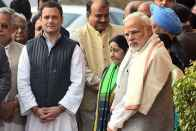 PM Only Hugs Privileged People, Not Farmers Or Labourers, Says Congress Chief Rahul Gandhi