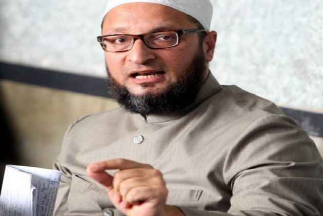 Shoe thrown at Asaduddin Owaisi, case filed