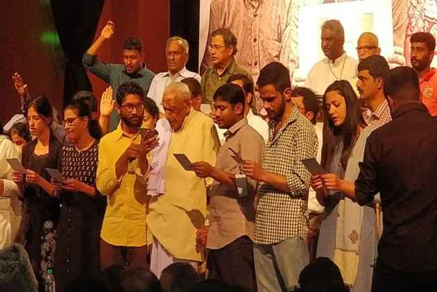 'Wish You Were There': Kanhaiya, Mevani, Shehla, Khalid Remember Gauri Lankesh As They Celebrate 'Gauri Day'