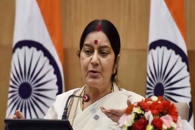 3 Indian, 7 Nepalese Girls Held Captive In Kenya Rescued: Sushma Swaraj