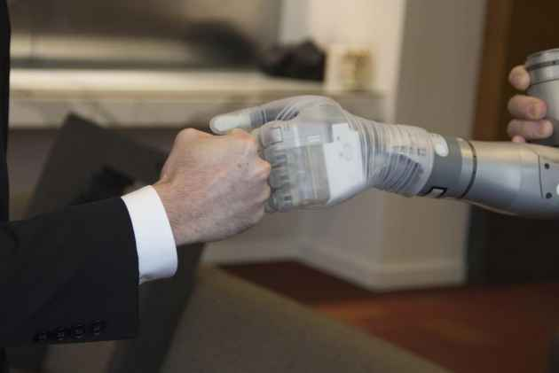 Italian Woman Receives First Bionic Hand with Sense of Touch