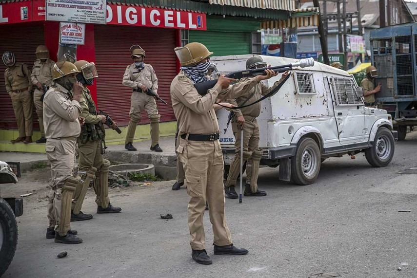 Sopore: Four cops killed in IED blast