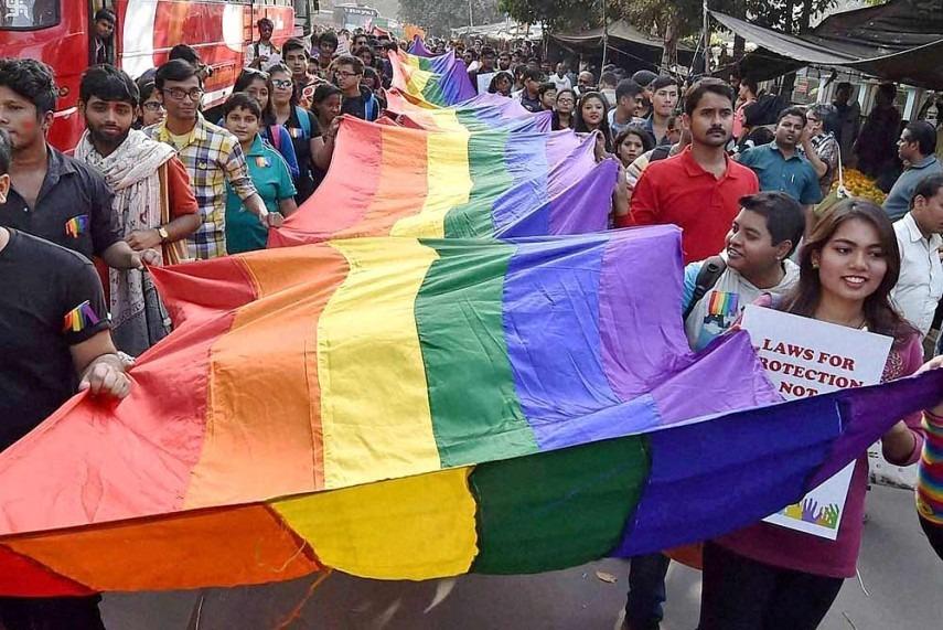 India criminalising homosexuality