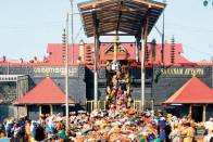 Kerala Govt Opposes Plea To Restrain Non-Hindus In Sabarimala Shrine, Calls It 'Secular Temple'
