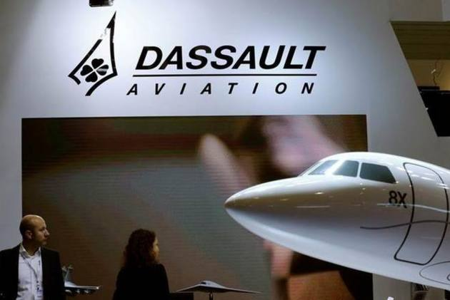 Reliance Has 10 Per Cent Of Offset In Rafael Deal: Dassault CEO