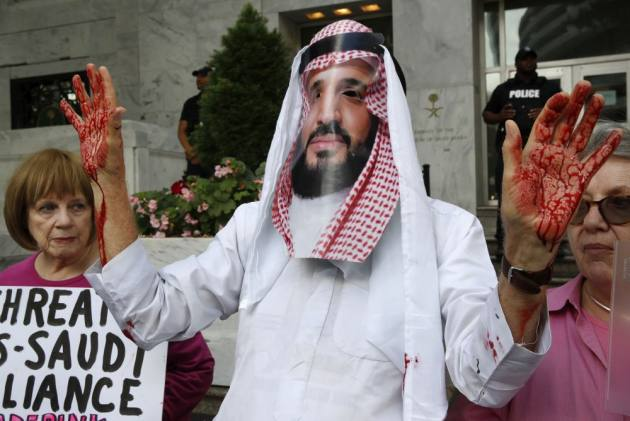Saudi Arabia Faces Possible Boycott From Global Business Leaders After Journalist's Death