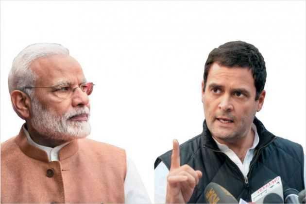 Narendra Modi Is Seeking To Dilute RTI Act: Rahul Gandhi