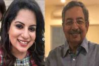 Not My Battle To Fight: Mallika Dua On Allegations Against Father Vinod Dua