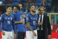 UEFA Nations League: Italy Beat Poland 1-0 As Roberto Mancini Gets First Win