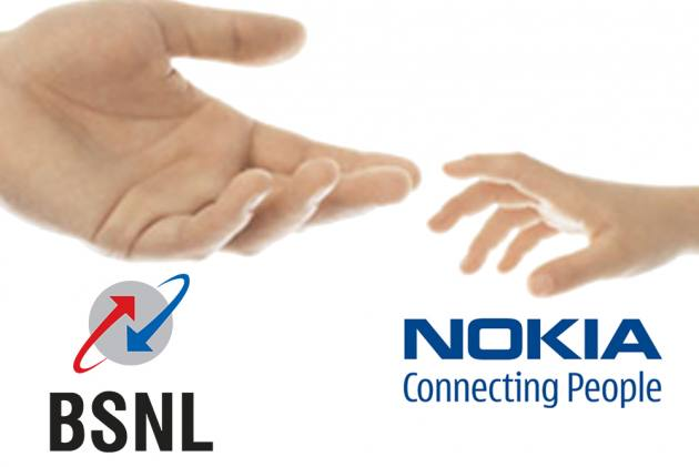Nokia BSNL Join Hands To Develop 5G Ecosystem In India