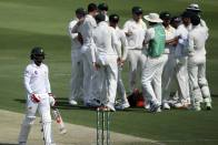 PAK Vs AUS, 2nd Test: Aussie Off Spinner Nathan Lyon Rocks Pakistan With Four Wickets In Six Balls