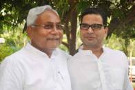 Poll Strategist Prashant Kishor Appointed JD(U)'s Vice President
