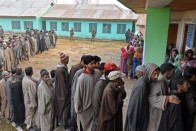 Final Phase Of Jammu And Kashmir Civic Body Polls Today