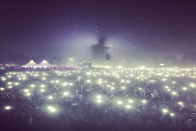 Bryan Adams Shares Photo Of Delhi Smog From Concert Venue, Says 'You Can See My Shadow'