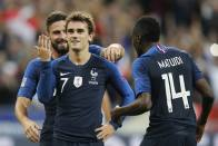 UEFA Nations League: Antoine Griezmann Double Helps World Champions France Beat Germany 2-1