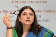 Maneka Gandhi Urges Political Parties To Form Internal Complaints Committee