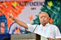 RSS Chief Mohan Bhagwat Cautions Against 'Urban Maoism','Neo-Left'