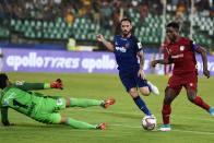 ISL 2018-19: NorthEast United Hand Holders Chennaiyin 3rd Straight Defeat