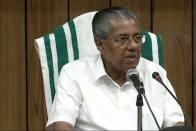 RSS Trying To Destroy Lord Ayyappa Shrine By Unleashing Terror: Kerala CM On Sabarimala Violence