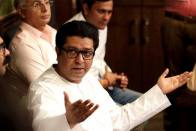 I Know Nana Patekar; He Is Indecent, But Don't Think He Can Do Such A Thing: Raj Thackeray