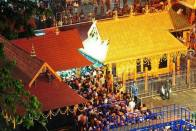 Sabarimala Temple Row: Section 144 Imposed In Four Places Of Kerala