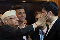 Achievements, Controversies Marked Veteran Leader N D Tiwari's Political Career