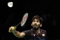 Denmark Open: Srikanth Beats Dan, Sets Up All-India Quarter-Final Against Verma
