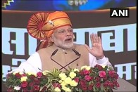 UPA Govt Launched Schemes To Promote Only 'One Family': PM Modi