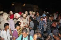 Amritsar Train Accident: Train Driver Says Was Given 'Green Signal', Detained By Police