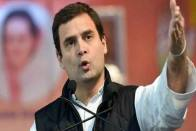 MIM Shares BJP's Ideology Of Hatred And Divisiveness: Rahul Gandhi