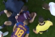 Watch: Lionel Messi Forced Off With Arm Injury After Scoring Barcelona's 2nd Goal Against Sevilla