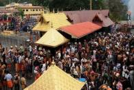 Sabarimala Row: Two Women Prevented From Climbing Holy Hills