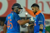 India Vs West Indies, 1st ODI: Deadly Duo Of Virat Kohli, Rohit Sharma – In Numbers