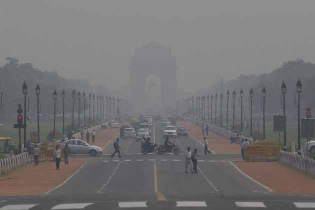 Delhi government acts against air pollution