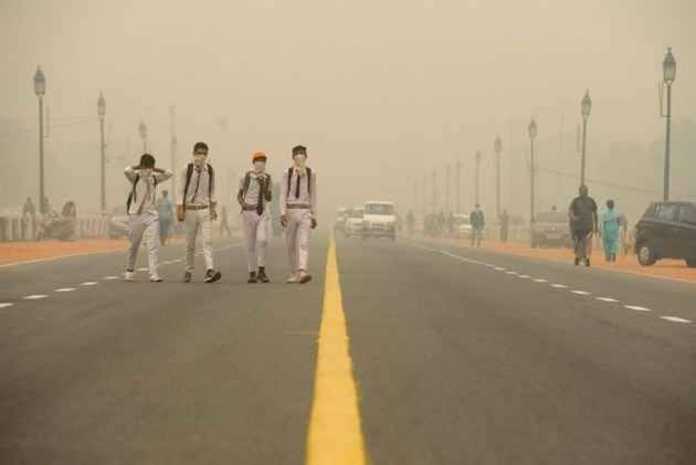 Air quality severe in most of Delhi, Faridabad 25 times polluted