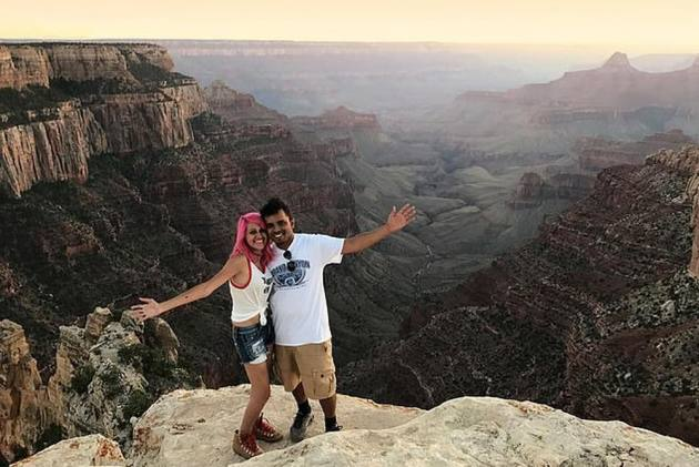 Indian couple killed in fall from California's Yosemite park overlook