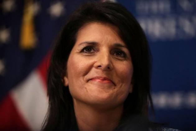 Nikki Haley Resigns As Donald Trump's UN Ambassador