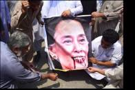 Amnesty International Strips Aung San Suu Kyi Of 'Ambassador Of Conscience' Title