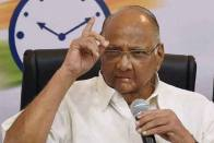 Will Renaming Cities End 'Core Issues' Like Poverty, Unemployment?: Sharad Pawar